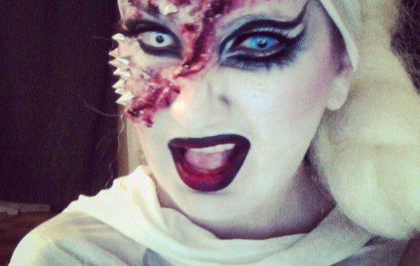Movie effects makeup 1